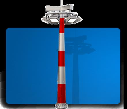 Images Прожекторная мачта ОВМ 15