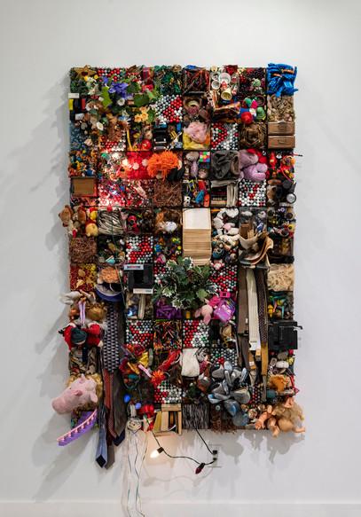 96 piece composition (0-100% series)