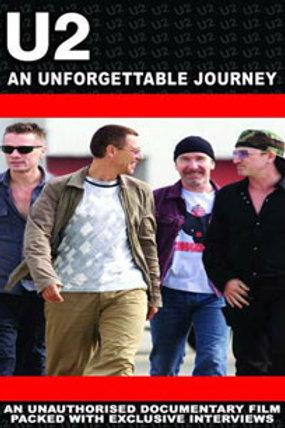 DVD - U2 - An Unforgettable Journey - Unauthorized