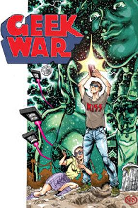 DVD- Geek War