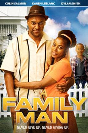 DVD - A Family Man