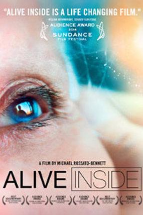 DVD - Alive Inside