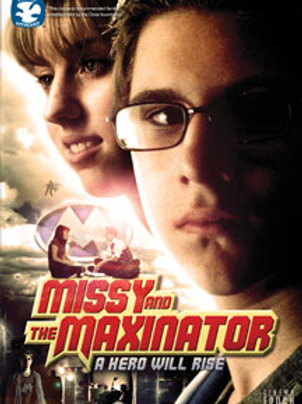 DVD - Missy And The Maxinator