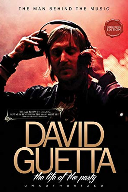 DVD - David Guetta - The Life Of The Party