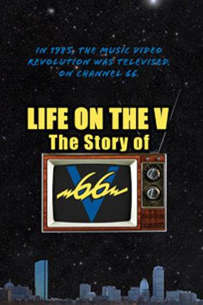 DVD - Life On The V: The Story Of V66