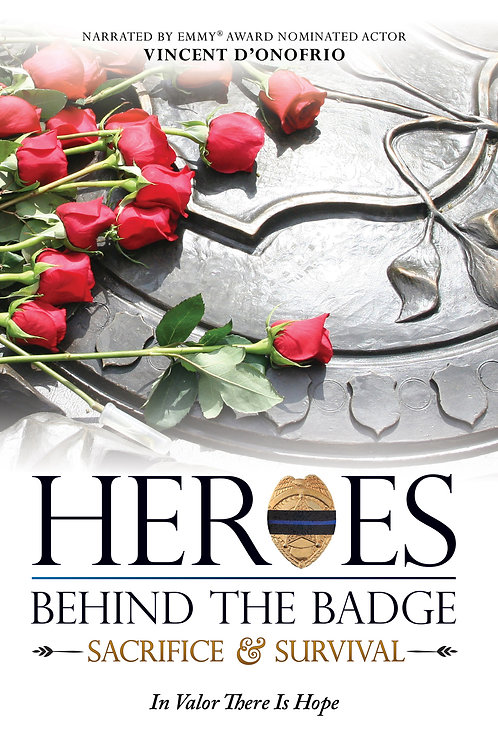 DVD - Heroes Behind The Badge