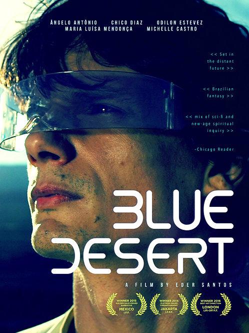 DVD - Blue Desert