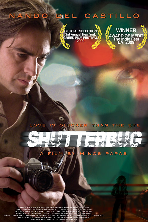 DVD - Shutterbug