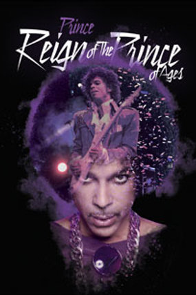 DVD - Reign Of The Prince Of Ages
