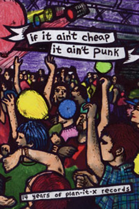 DVD - IF IT AIN'T CHEAP, IT AIN'T PUNK