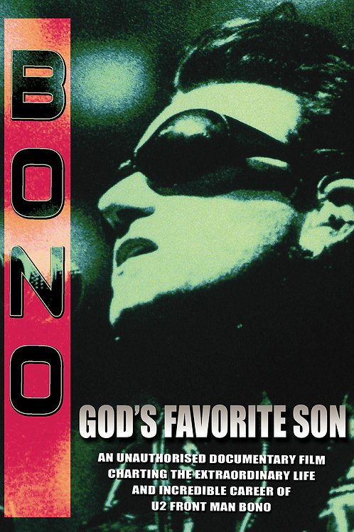 DVD - Bono - God's Favorite Son Unauthorized