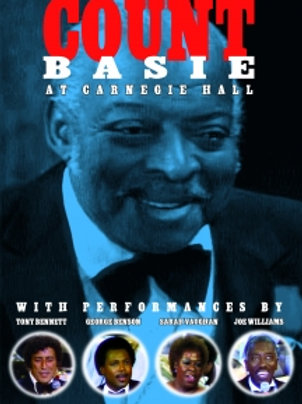 DVD - Count Basie - At Carnegie Hall