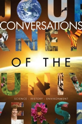 DVD - Journey Of The Universe: Conversations (Series)