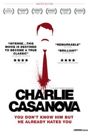DVD - Charlie Casanova