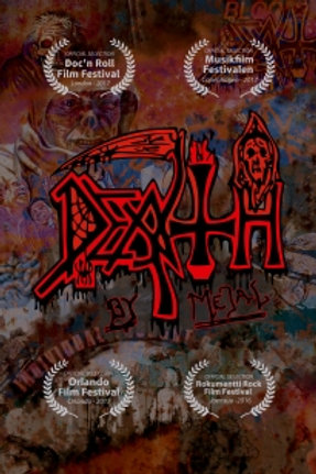 DVD - Death - Death By Metal