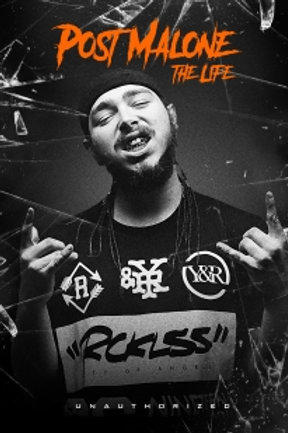 DVD - Post Malone - The Life
