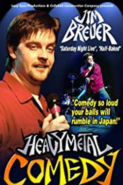 DVD- Jim Breuer - Heavy Metal Comedy