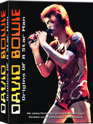 DVD - David Bowie - Origins Of A Starman Unauthorized
