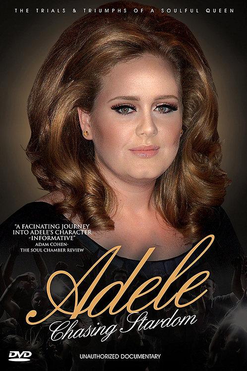 DVD - Adele - Chasing Stardom: Unauthorized Documentary
