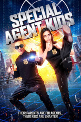 DVD - Special Agent Kids