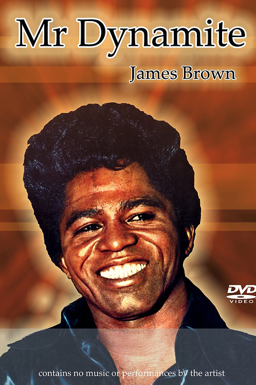DVD- James Brown - Mr. Dynamite: Rise Of James Brown