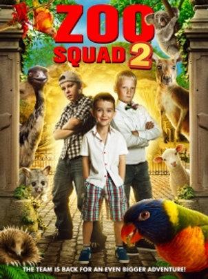 DVD- Zoo Squad 2