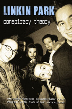 DVD - Linkin Park - Conspiracy Theory: Unauthorized