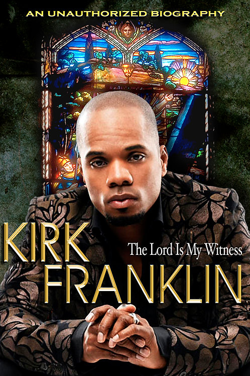 DVD- Kirk Franklin - The Lord's My Witness