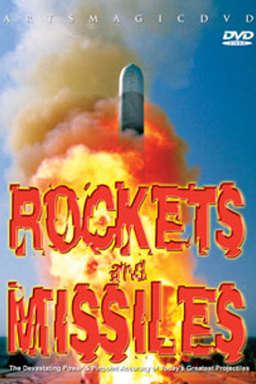 DVD - Rockets And Missiles