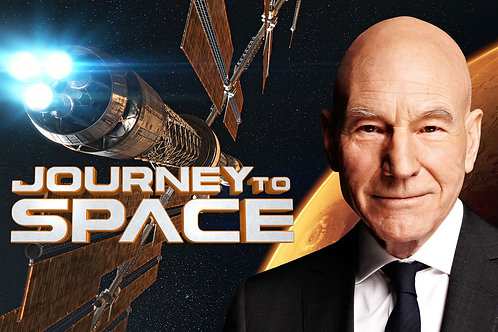 DVD - Journey To Space