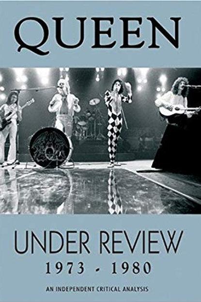 DVD - Queen - Under Review 1973-1980