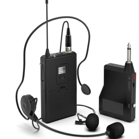 Lavaliere Microphone Set
