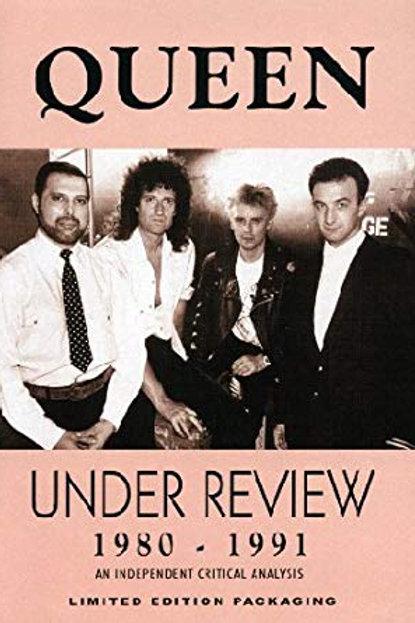 DVD - Queen - Under Review - 1980-1991