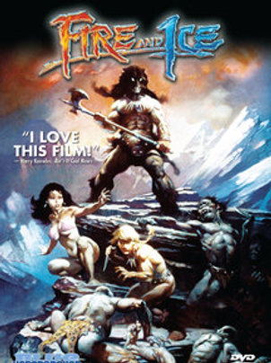 DVD - Fire and Ice