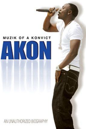 DVD- Akon - Muzik Of A Konvict