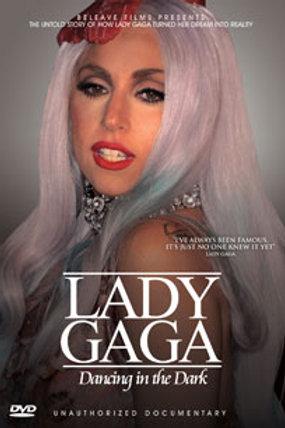 DVD - Lady Gaga - Dancing In The Dark: Unauthorized Documentary