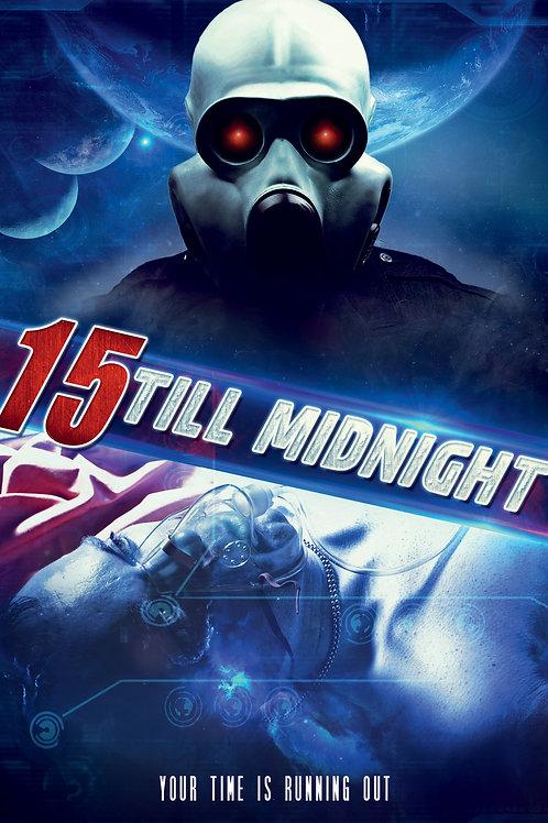 DVD - 15 Till Midnight