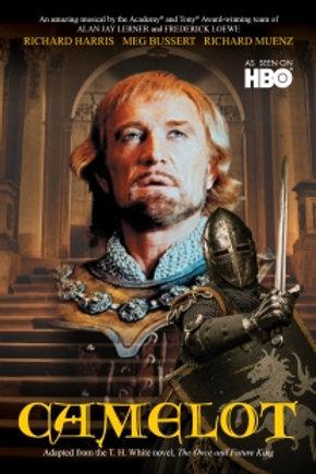 DVD - Camelot