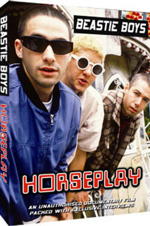 DVD - Beastie Boys - Horseplay: Unauthorized
