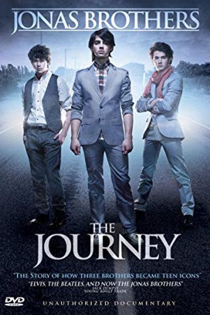 DVD - Jonas Brothers - The Journey Unauthorized