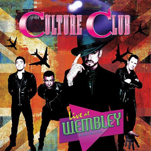 DVD - Culture Club - Live At Wembley