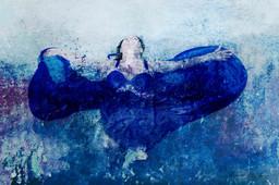 La baigneuse