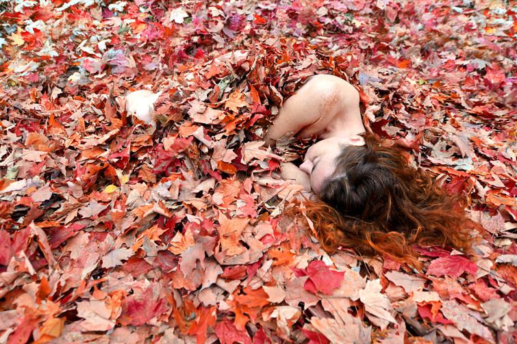 Lit d'automne