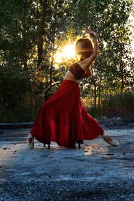 Danse au soleil