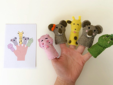 Finger Puppet Activity