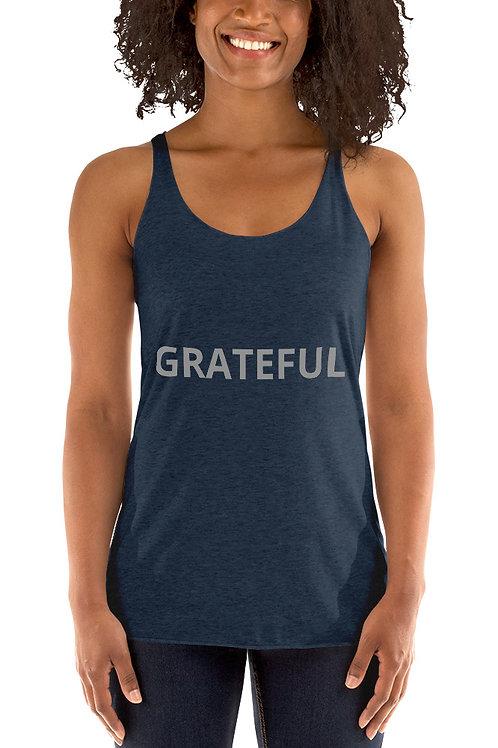 Grateful Women's Racerback Tank