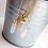 Thumbnail: Hexagonal Column Quartz Necklace