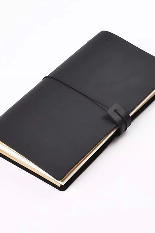 Business Size Leather Journal