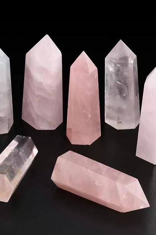 Healing Rose Quartz Stone
