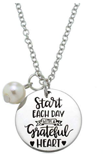 Start Each Day Necklace
